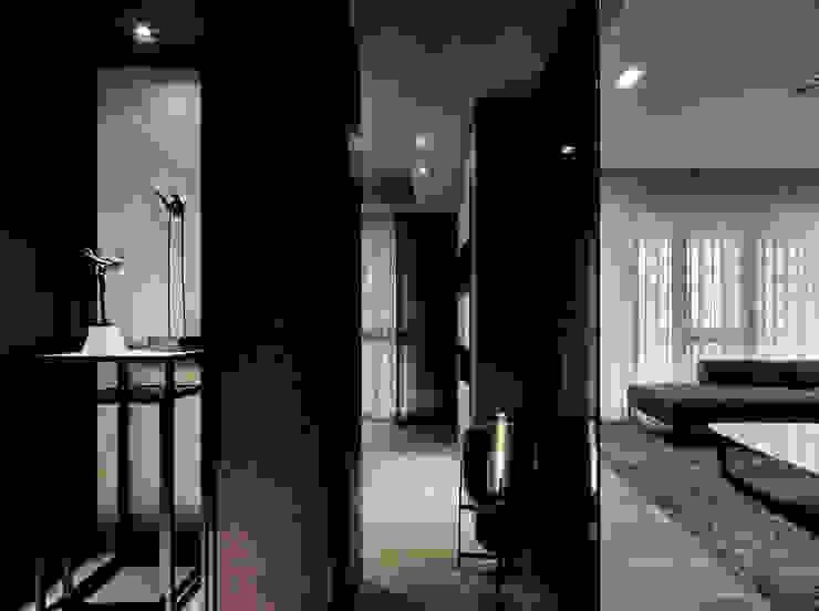 昕情 Greatful heart 斯堪的納維亞風格的走廊,走廊和樓梯 根據 耀昀創意設計有限公司/Alfonso Ideas 北歐風
