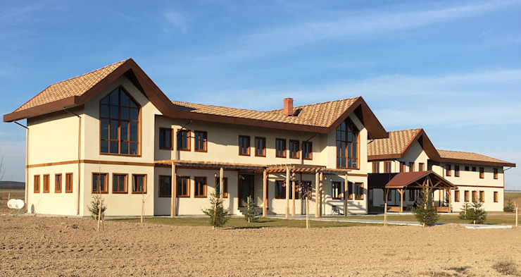 Adatarım Farm Administrative and Accommodation Buildings Tolga Archıtects Villa
