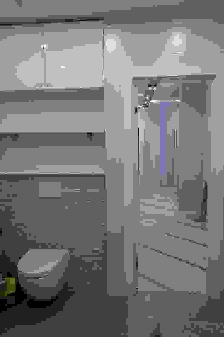 Modern Banyo Студия интерьерного дизайна happy.design Modern