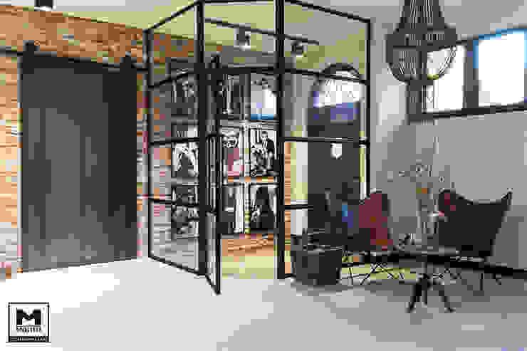 Офіс by Molitli Interieurmakers, Iндустріальний