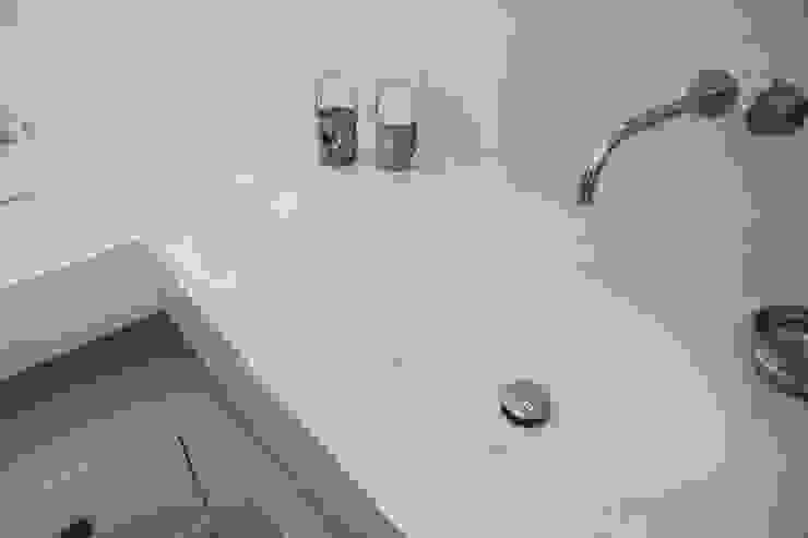 Badkamer Scandinavische badkamers van Molitli Interieurmakers Scandinavisch