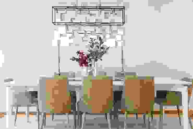 Sala de Jantar Rita Salgueiro Salas de jantar modernas