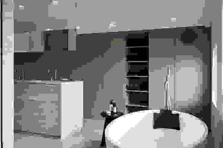 Woonhuis Amsterdam Moderne badkamers van Baden Baden Interior Modern
