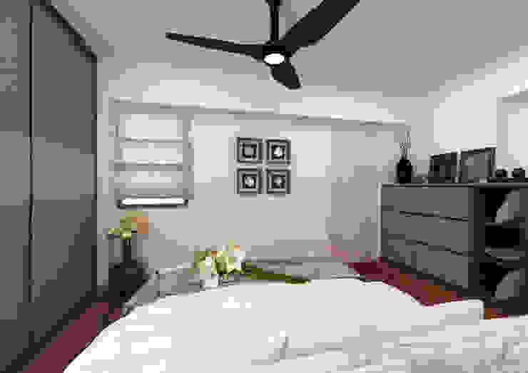 Master Bedroom Kamar Tidur Modern Oleh March Atelier Modern