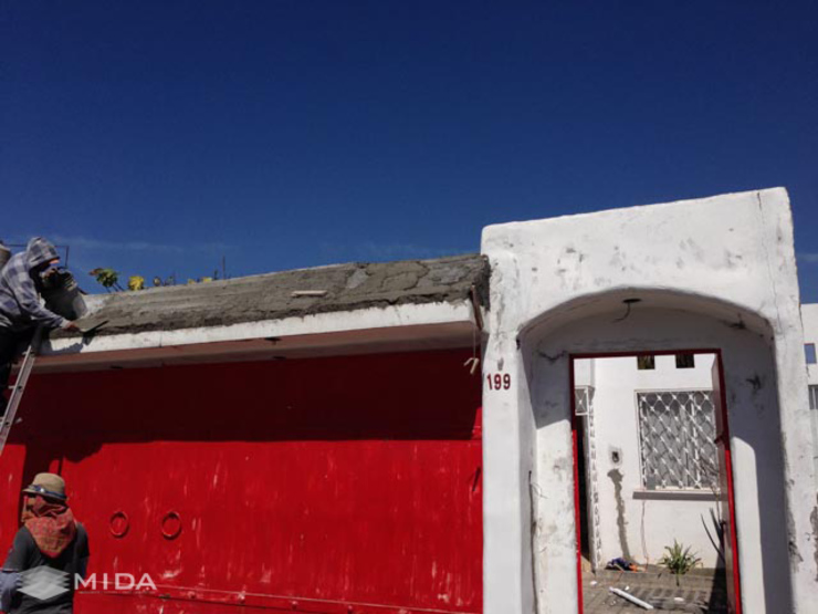 Casa San Lorenzo Antes de MIDA