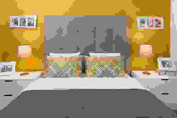 Rita Salgueiro Modern style bedroom