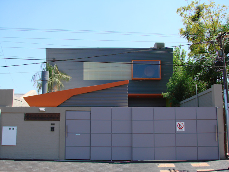 Droguería Monstserratnorte - Fachada 3 Edificios de oficinas de estilo moderno de Módulo 3 arquitectura Moderno