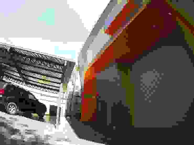 Droguería Monstserratnorte - Vista Exterior 8 Edificios de oficinas de estilo moderno de Módulo 3 arquitectura Moderno
