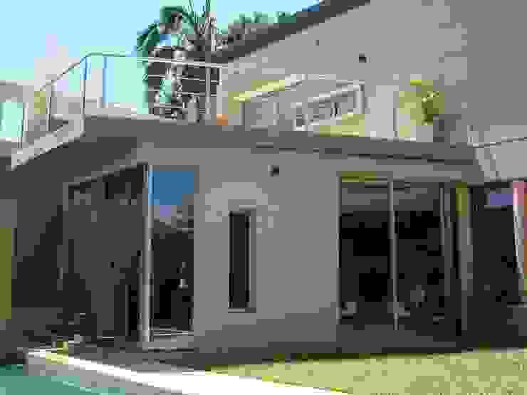 Modern houses by Módulo 3 arquitectura Modern