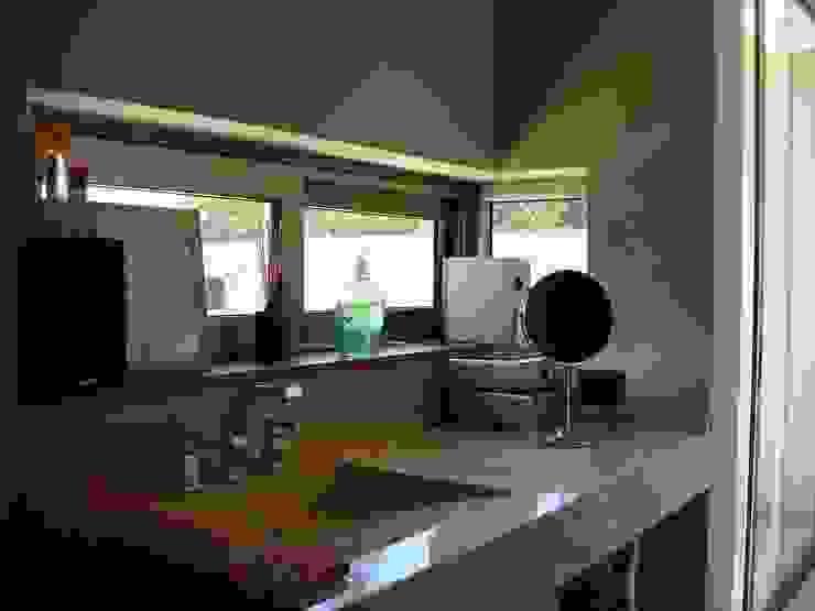 Moderne spa's van Módulo 3 arquitectura Modern