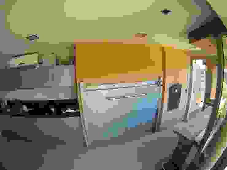 Modern kitchen by Módulo 3 arquitectura Modern
