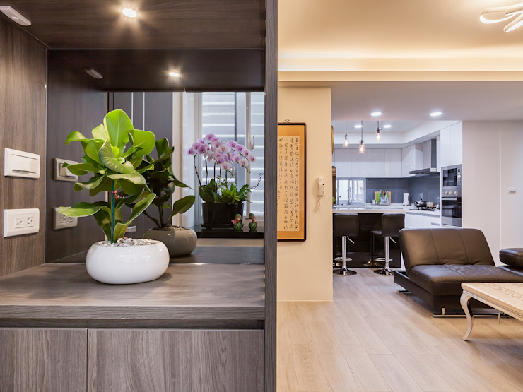 日常的溫度 木質調 根據 好室佳室內設計 現代風