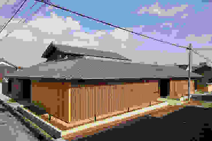 伊賀上野の家 外観 株式会社 森本建築事務所 木造住宅
