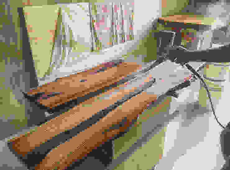 上塗料過程 根據 製材所 Woodfactorytc
