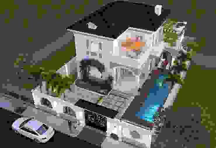 Nhà Đẹp Pro bởi Biet Thu Phap Dep