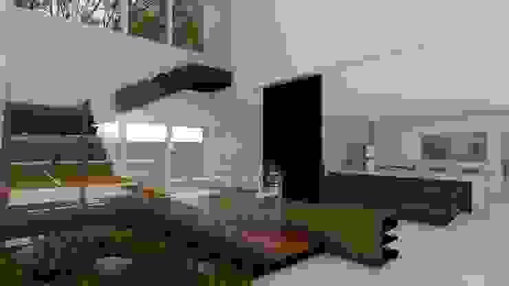 Tangga by Hamilton Turola Arquitetura e Design