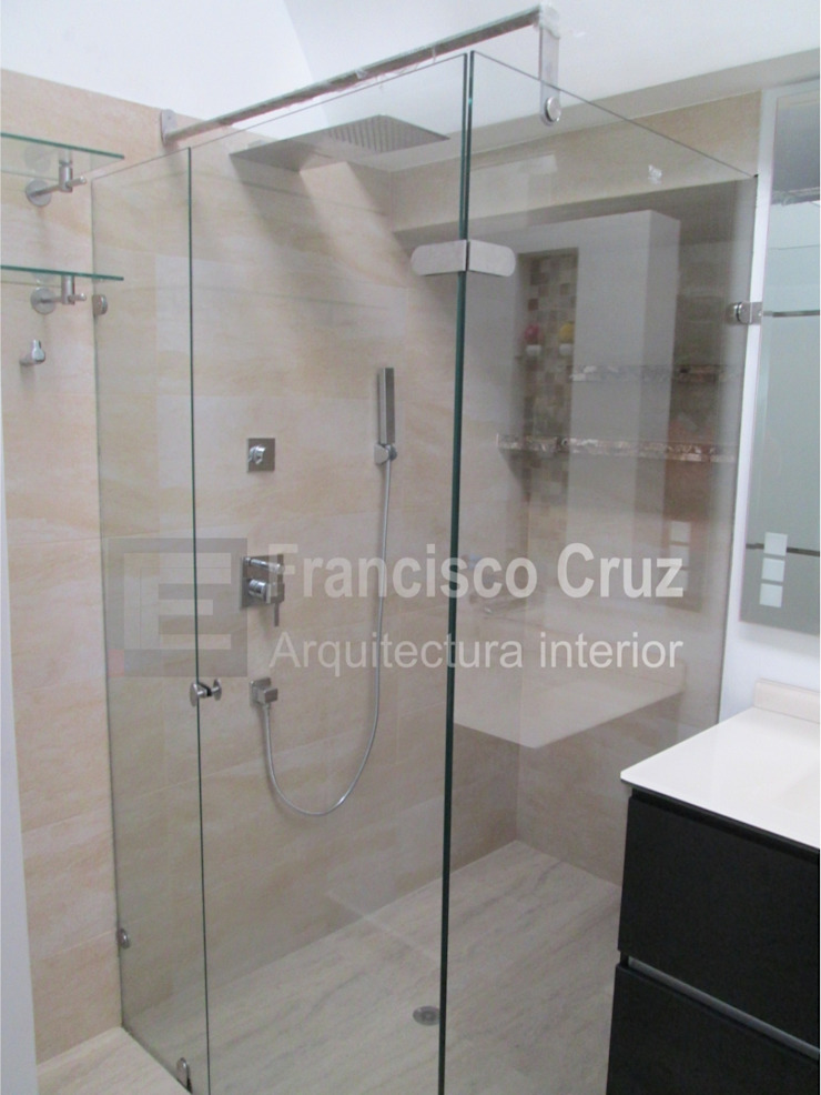 modern  by Francisco Cruz Arquitectura interior , Modern