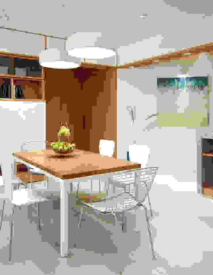 Beach Theme Interior Ruang Makan Modern Oleh March Atelier Modern