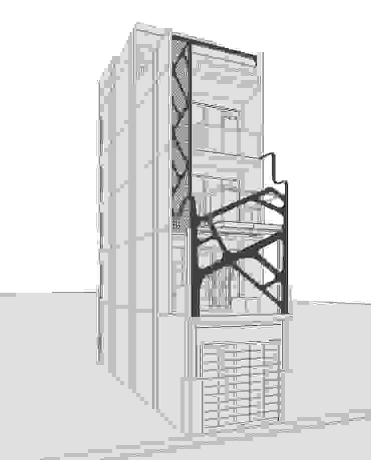 de 台中室內建築師|利程室內外裝飾 LICHENG Moderno