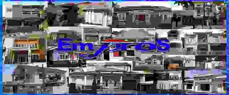 Rumah di Pondok Rumput :modern  oleh CV.Emasna Propertindo Sentosa, Modern