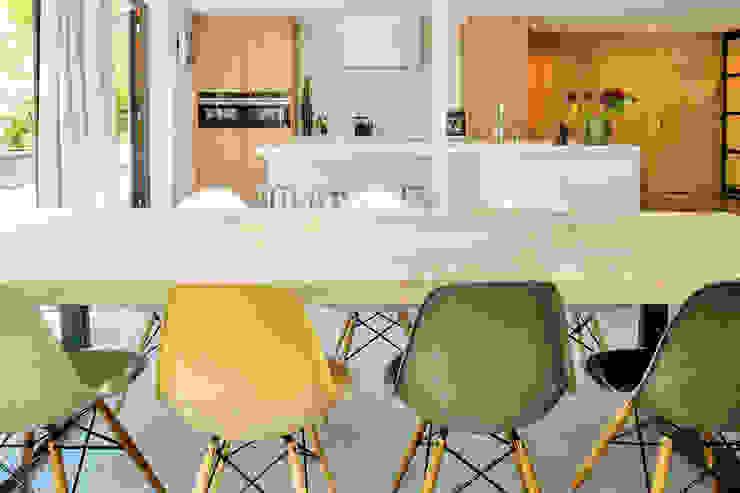 Stoere loft sfeer Eclectische keukens van Jolanda Knook interieurvormgeving Eclectisch Hout Hout