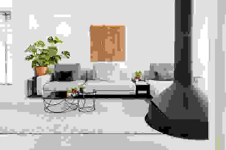 Jolanda Knook interieurvormgeving Living room Concrete