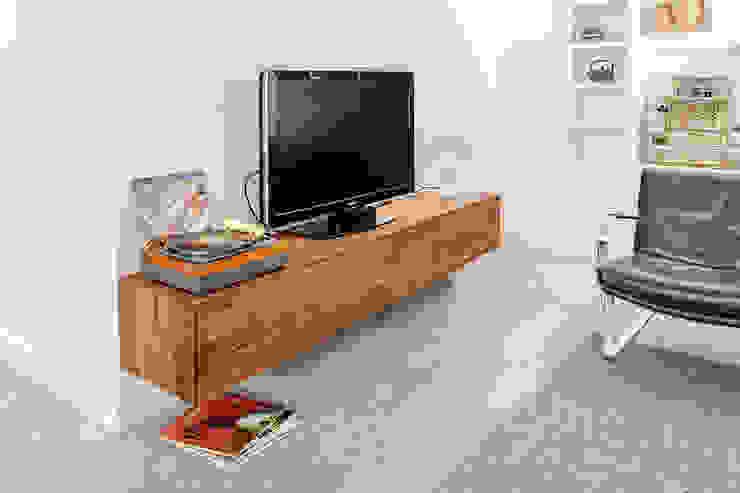 Jolanda Knook interieurvormgeving Eclectic style living room Solid Wood