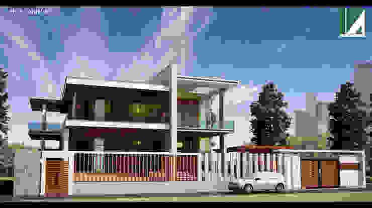 PHỐI CẢNH 2 bởi Kiến trúc Việt Xanh