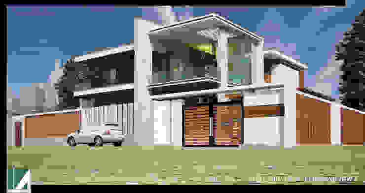 PHỐI CẢNH 3 bởi Kiến trúc Việt Xanh