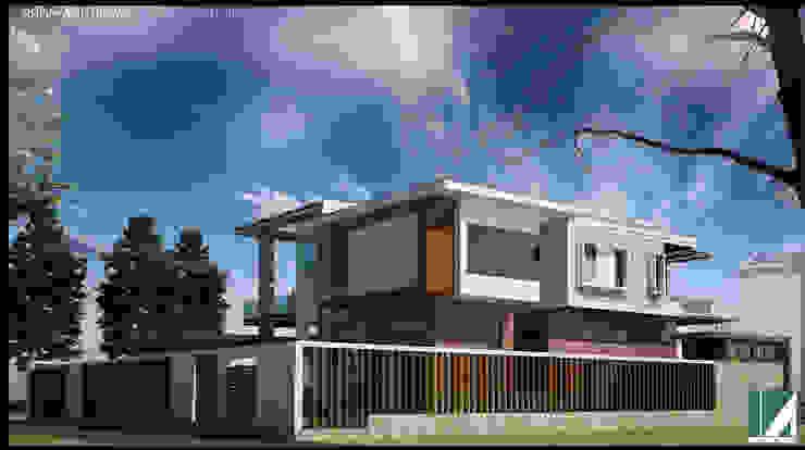 PHỐI CẢNH 4 bởi Kiến trúc Việt Xanh