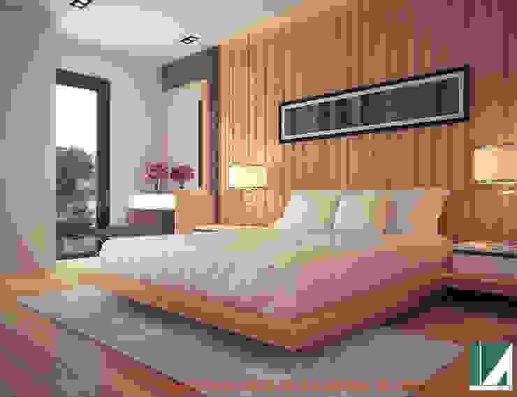 Oleh công ty cổ phần Thiết kế Kiến trúc Việt Xanh