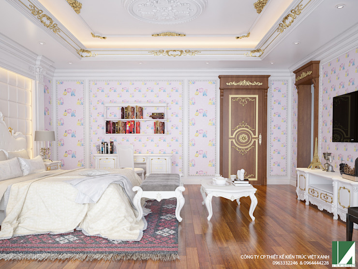 TỔNG HỢP NỘI THẤT CĂN HỘ VINNOMES IMPERIA HẢI PHÒNG bởi Kiến trúc Việt Xanh