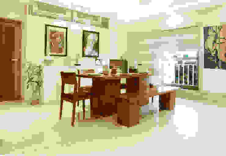 Modern Dining Room by Urbane Storey Modern