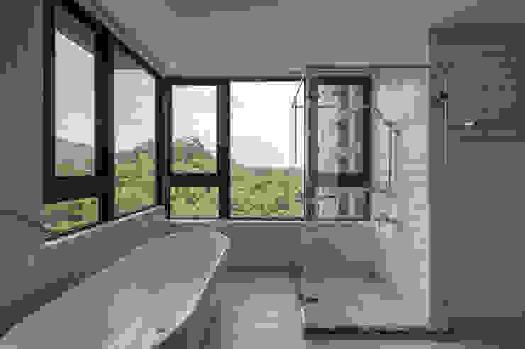 浴室 根據 果仁室內裝修設計有限公司 工業風