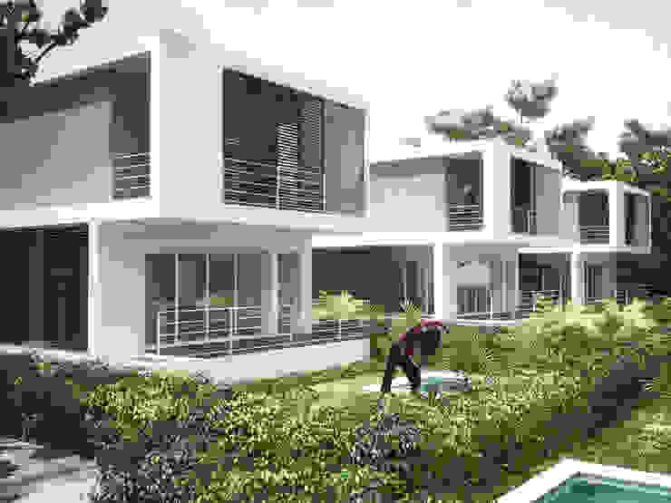 5 Casas en Miami de RRA Arquitectura Minimalista