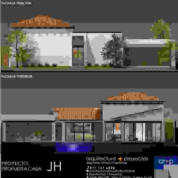 arquitectura+proyectos Fincas Concreto reforzado Blanco