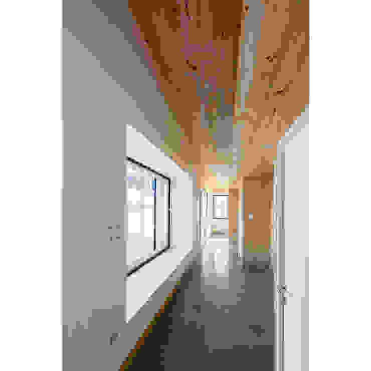 Oleh Crescente Böhme Arquitectos Minimalis Kayu Wood effect