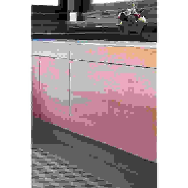 Casa Caleu II, Quincho Crescente Böhme Arquitectos Cocinas equipadas Cerámico Acabado en madera