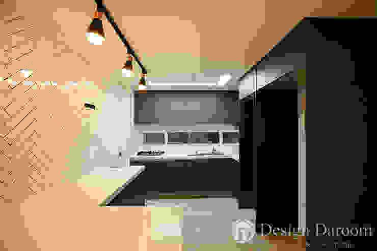 Nowoczesna kuchnia od Design Daroom 디자인다룸 Nowoczesny