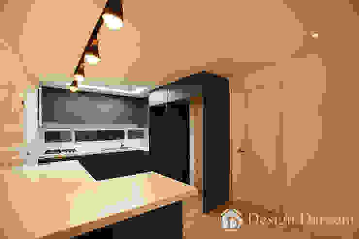 Cucina in stile  di Design Daroom 디자인다룸