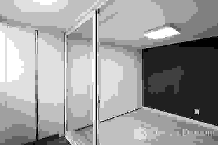 Nowoczesna sypialnia od Design Daroom 디자인다룸 Nowoczesny