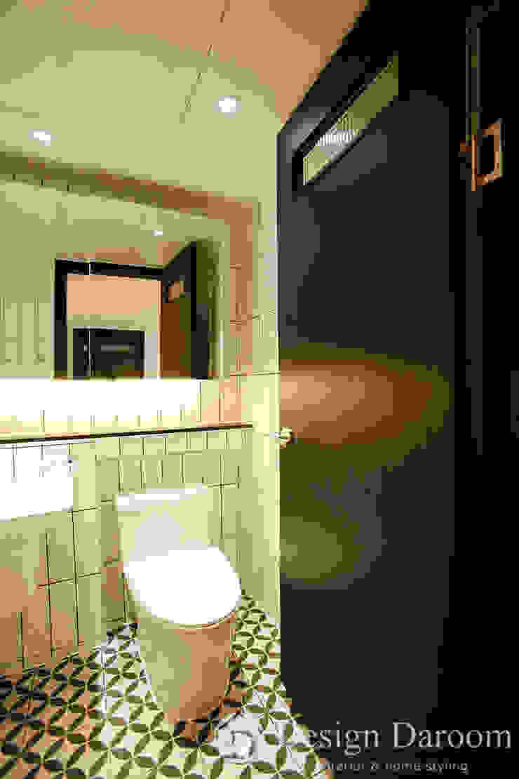 Nowoczesna łazienka od Design Daroom 디자인다룸 Nowoczesny