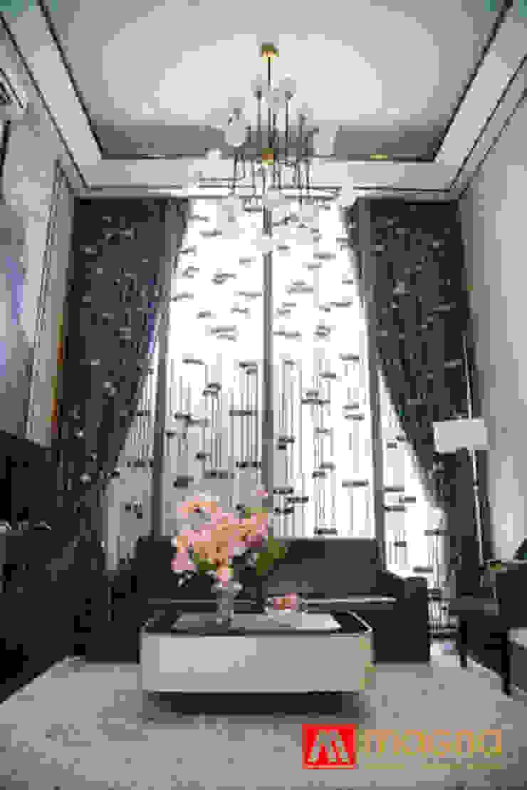 Home modern project:modern  oleh Magna Mulia Mandiri, Modern