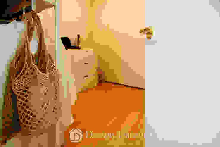 암사동 한강포스파크 25py 드레스룸 스칸디나비아 드레싱 룸 by Design Daroom 디자인다룸 북유럽