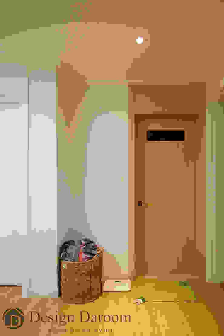 암사동 한강포스파크 25py 욕실도어 by Design Daroom 디자인다룸 북유럽