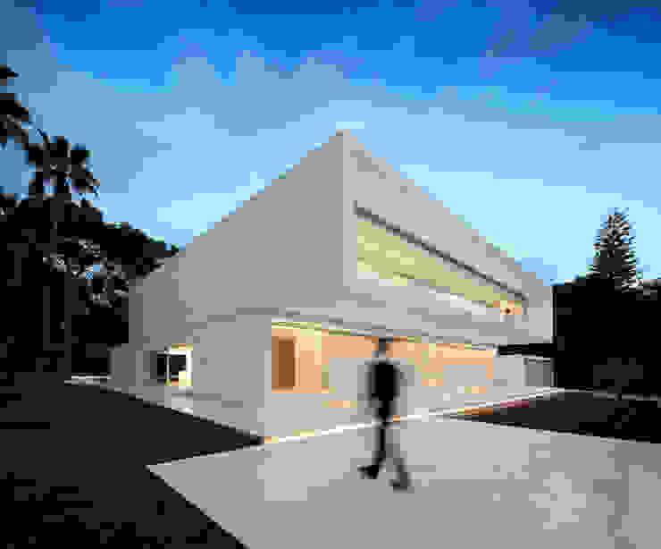 FRAN SILVESTRE ARQUITECTOS Rumah Gaya Mediteran