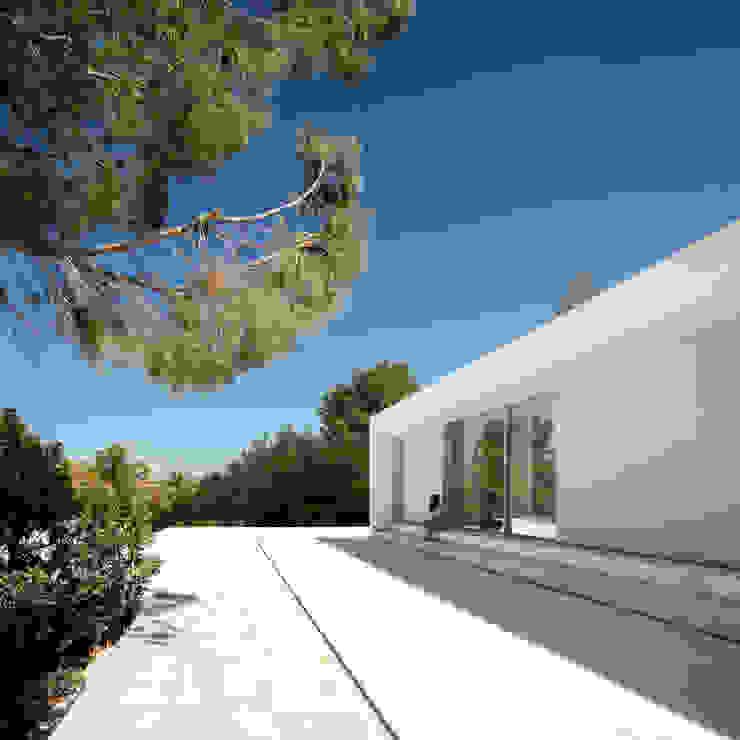 FRAN SILVESTRE ARQUITECTOS Śródziemnomorskie domy