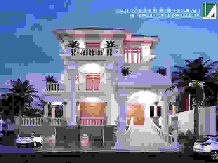 BIỆT THỰ CỔ ĐIỂN SIÊU SANG TRỌNG bởi Kiến trúc Việt Xanh