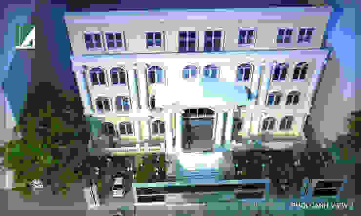 PHƯƠNG ÁN 1 bởi Kiến trúc Việt Xanh