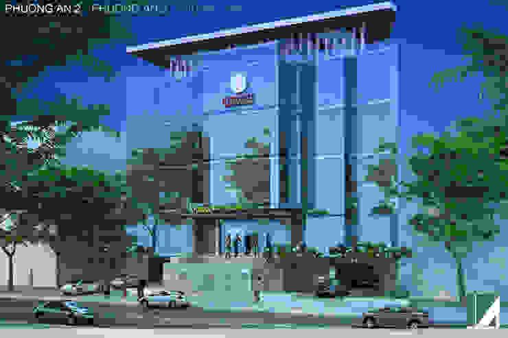 PHƯƠNG ÁN 2 bởi Kiến trúc Việt Xanh
